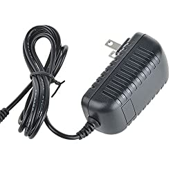 Accessory USA 6V AC/DC Adapter for Sharper Image Design Sound Soother Alarm Clock Radio 6VDC Power Supply Cord