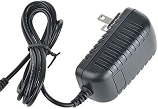 Accessory USA AC DC Adapter for Hitachi Hi8 8mm Video Camcorder VHSC Camera VM-H620A VM-H720A VM-E220A VM-E520A VM-E521A VMH620A VMH720A Power Supply Cord Without Battery Charger Dock.