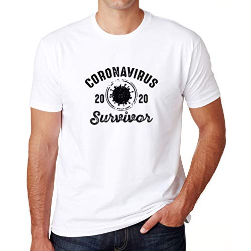 C_oron_a_viru_s Survivor T-Shirt - C_ovi_d 19 Survivor T-Shirt (Design - 1)
