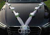 Contenu: 2x guirlandes de capot, 1,8m de long chacune + nœud de calandre. Attention : convient pour les modèles de voiture standards, si nécessaire, les ventouses peuvent être déplacées le long de la guirlande (le faire délicatement). Ensuite, les...