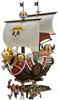 Bandai Hobby Thousand Sunny Model Ship One Piece New World Version