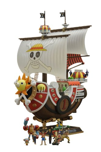 "Bandai Hobby Thousand Sunny Modell-Schiff One Piece"", World-Version"