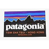 patagonia(パタゴニア) ステッカー TSIM SHA TSUI 香港 [並行輸入品]
