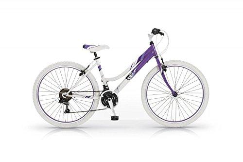 MBM District - Bicicleta de montaña para mujer (26')