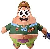 Alpha Group Spongebob Squarepants Movie - 12'' Camp Coral Plush - Patrick