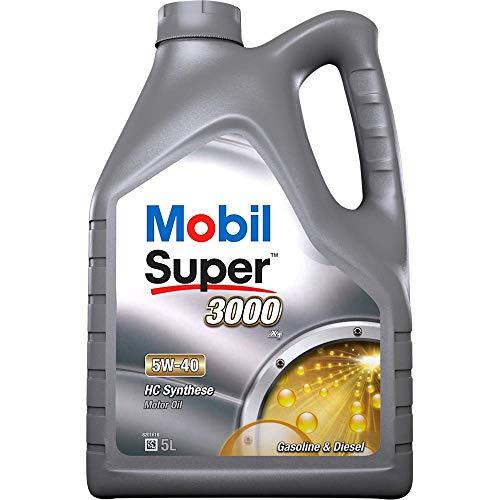 Mobil Super 3000 X1 5W40, 5L