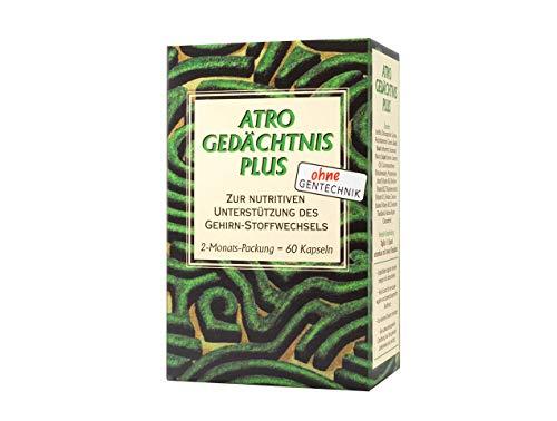 ATRO ProHerz, zur Unterstützung der Zellfunktion und des normalen Energiestoffwechsels, mit Vitamin B6, B2, B1 und B12, 4-Monatspackung, täglich eine Kapsel