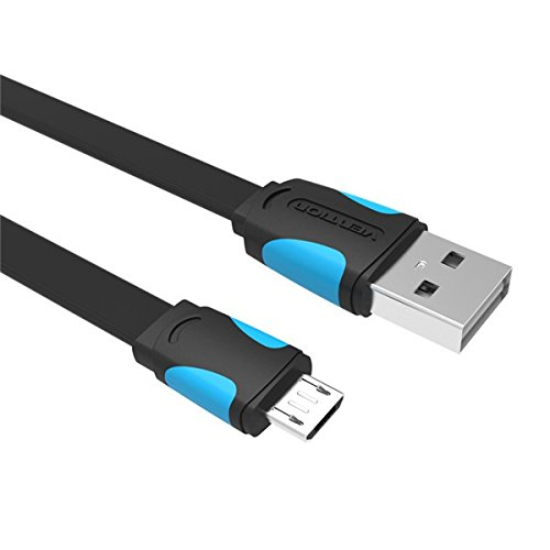 Tutoy VENTION VAS-A08 Micro USB 2.0 Data Sync Charger Platte kabel