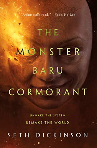 Image of The Monster Baru Cormorant (The Masquerade, 2)