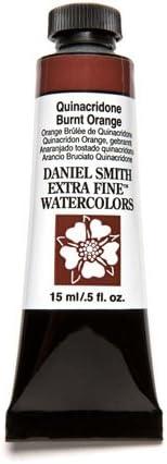 Daniel Smith 15ml Watercolor, Quinacridone Gold, 5 Fl Oz
