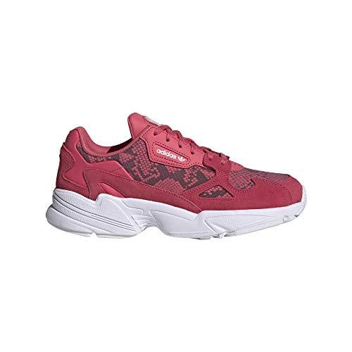 adidas Originals Falcon Shoes, Zapatillas Mujer, Craft Pink Craft Pink FTWR Blanco, 40 EU
