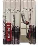 tex family Tenda Londra Inglese CM.140X280 CONFEZIONATA