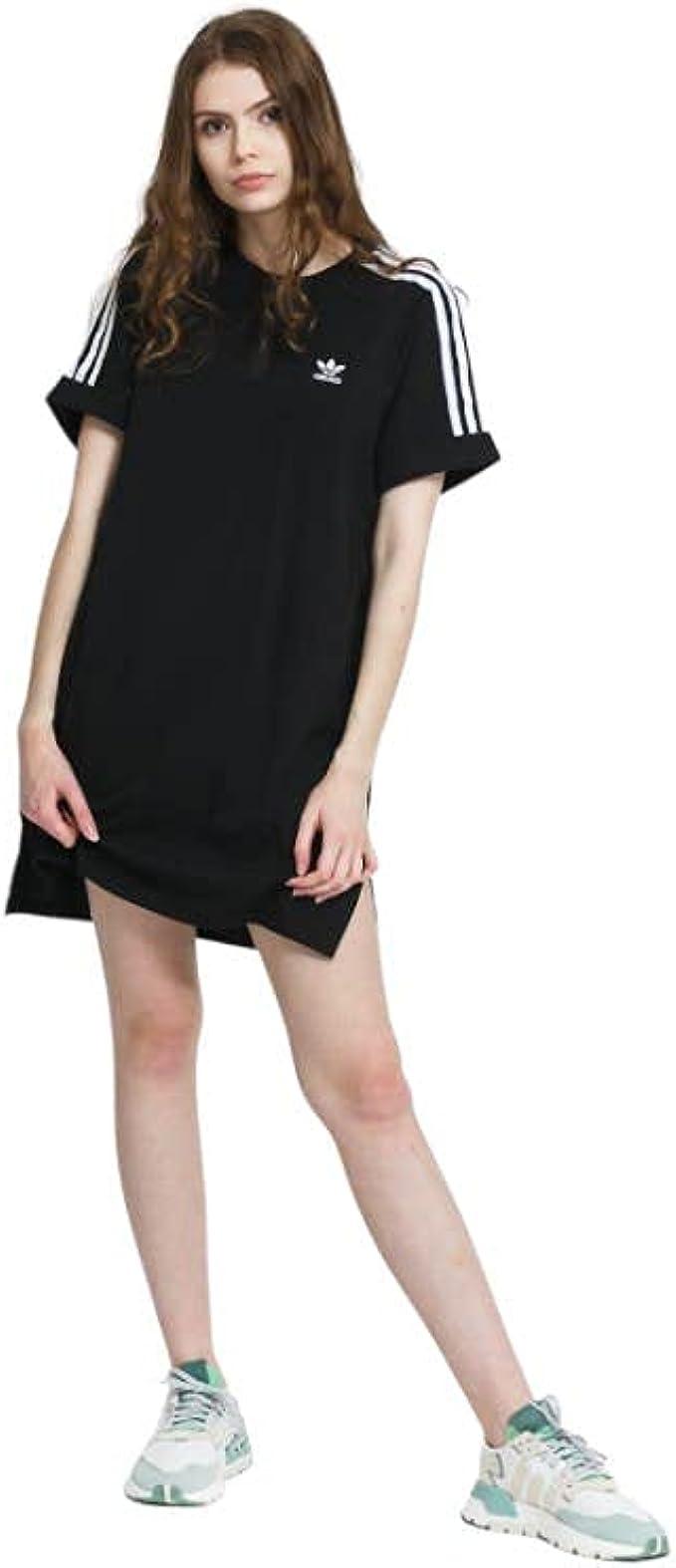 adidas Damen Tee Dress T Shirt