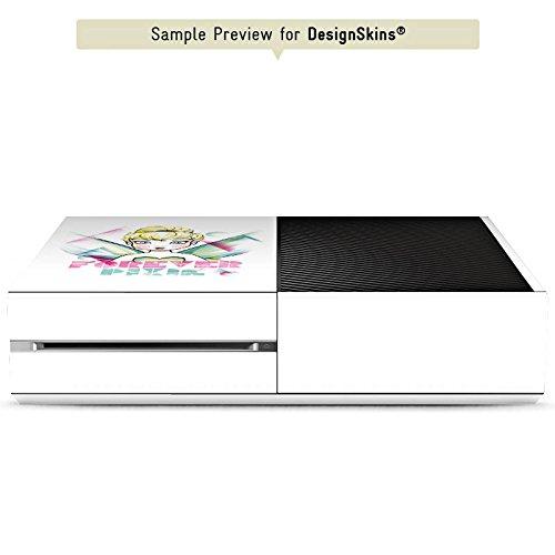 DeinDesign Microsoft Xbox Case Skin Sticker aus Vinyl-Folie Aufkleber Disney Tinkerbell Fanartikel Geschenke