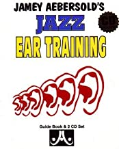 Jamey Abersold's Jazz Ear Training Guide Book & 2 CD Set