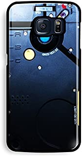 iDroid Metal Gear Solid V the Phantom Pain for Samsung Galaxy S6 Edge Black Case