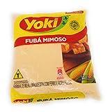500g Harina de Maiz - extra fina - Fuba de Maiz - Fuba mimoso - de Brazil - Farinha de milho