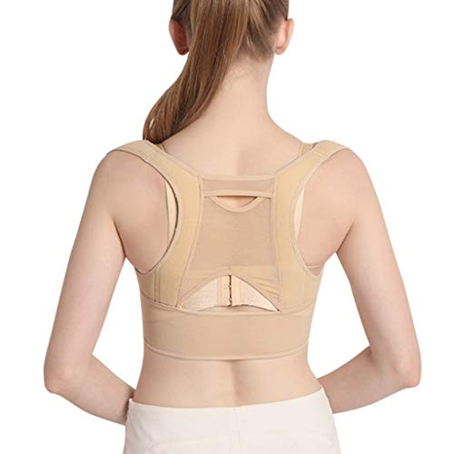 LIYG Volver Soporte Postura Ortesis - universales contra el Joroba de la Espalda con el Pecho de la Postura de Las Mujeres (Size : XL)