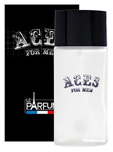 LE PARFUM DE FRANCE Aces Eau de Toilette Homme 75 ml