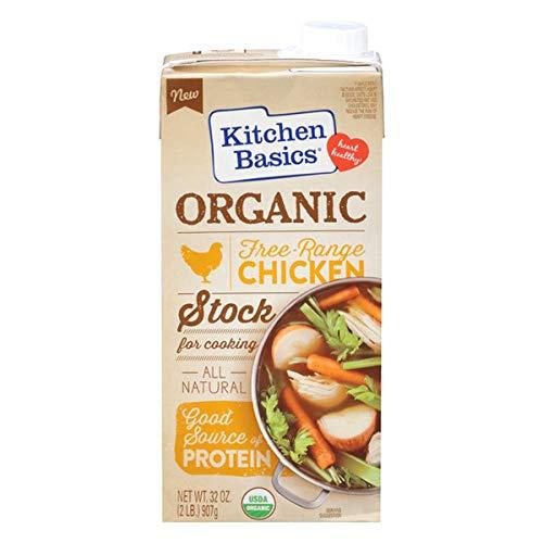 Kitchen Basics Organic Louisville-Jefferson County Mall Free Range Oz Chicken Stock 32 Fl Long Beach Mall