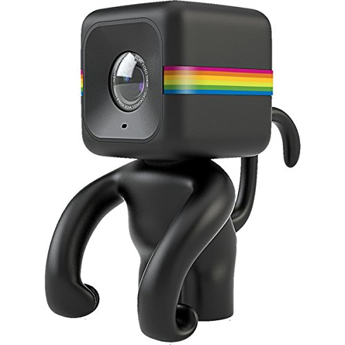 Polaroid POLC3MSBK Fotocamere digitali film Nero treppiede