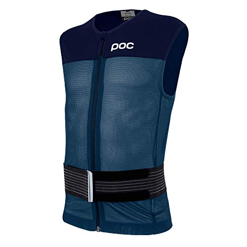 POC VPD Air Vest Jr Rücken Protektor, Cubane Blue, Medium