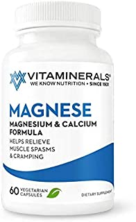 VITAMINERALS 10 Magnese® Bone & Muscle Support (60)
