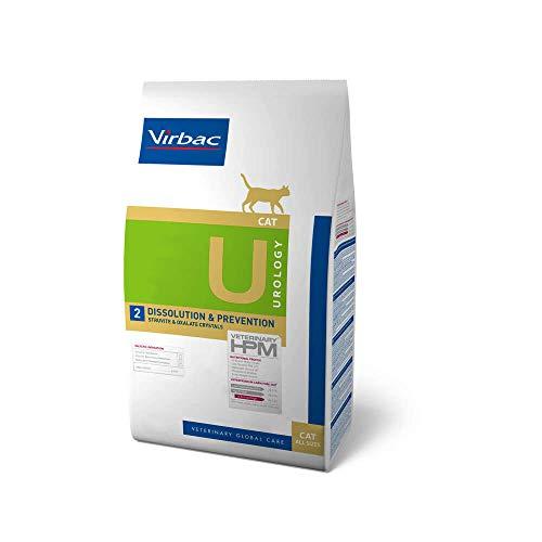 Virbac Vet Hpm Cat Urology D/P Hundefutter 3 kg
