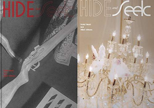 Fantagio WEKI MEKI - Hide And Seek (3rd Mini Album) Album+Folded Poster (Seek Ver.)
