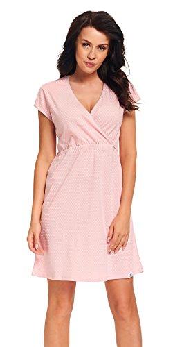 DN, Nachthemd, TCB.9394, Sweet.pink, Gr. XL