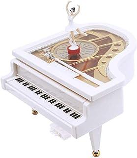 Piano Music Box Dancer Ballet Dancing Ballerina Musical Box Toy Phantom Box