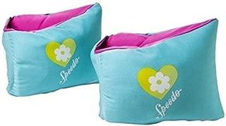 SPEEDO Begin to Swim Kids Fabric Armbands - Aqua
