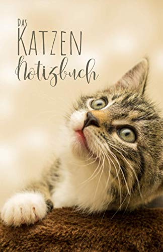 Das Katzen Notizbuch: Dreamy Edition