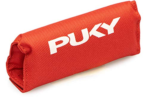 Puky LP 2 Laufrad Lenkerpolster rot