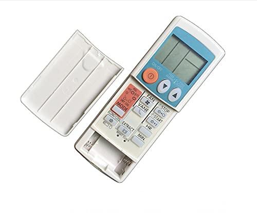 HYJ-R/C, Telecomando in Forma per Mitsubishi 218 3P MSZ-A09YV MSZ-A18YV KM04F MSH-26SV MSH-30SV Condizionatore