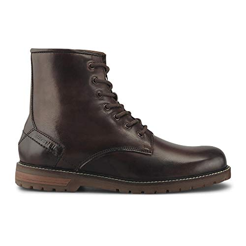 Daniel Hechter 821579411100, Bottines Classiques Homme - Marron - Marron (Dark Brown 6100), 42 EU