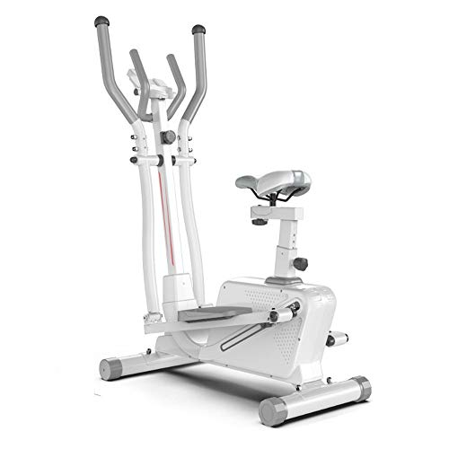 Ellipsentrainer Fitness Standard Stride elliptical exercise crosstrainer voor fitness krachtinstallatie thuis of in de sportschool voor kleine kamers, apartments trainingsmachine cross