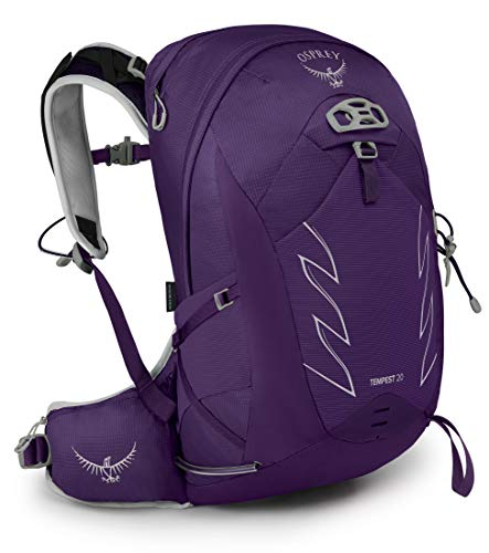 Osprey Tempest 20 Women's Hiking Backpack , Violac Purple, X-Small/Small