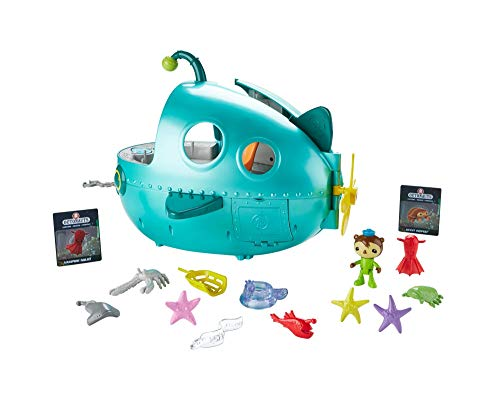 Octonauts dyt07 Midnight Zona gup-a Playset