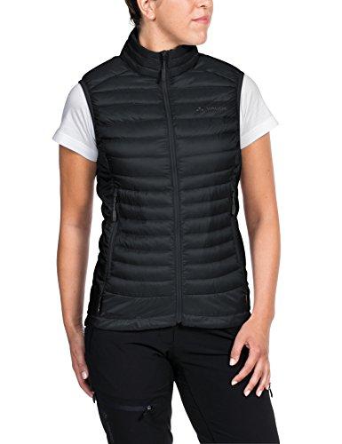 VAUDE Damen Weste Kabru Light Vest II, black, 40, 403910100400