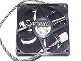 Sunnystar 8cm L80T12NS1A7-57 12V 0.38A 4Wire NIDEC L80T12NS1A7-57T07 Cooling Fan