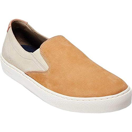Price comparison product image Cole Haan Womens Grandpro Closed Toe Loafers,  Tan,  Size 11.0