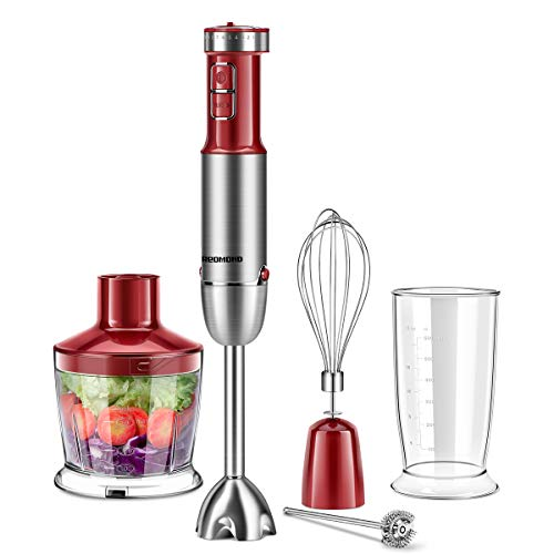 Extra $10 off 5-in-1 Immersion Hand Blender  Clip the Extra $10 off Coupon & add the lightning deal price