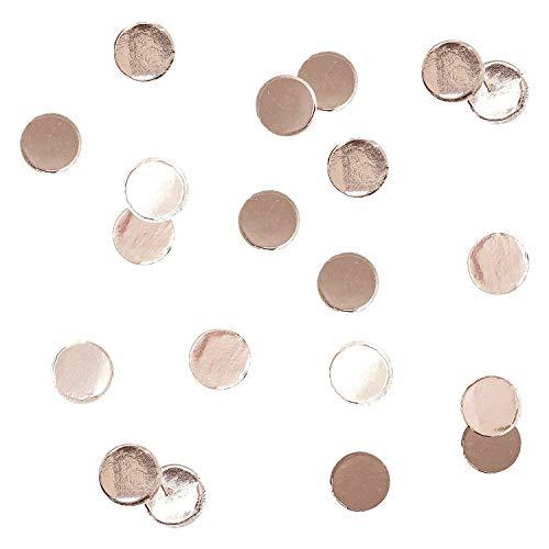 Tischkonfetti   Streudeko roségold - 2