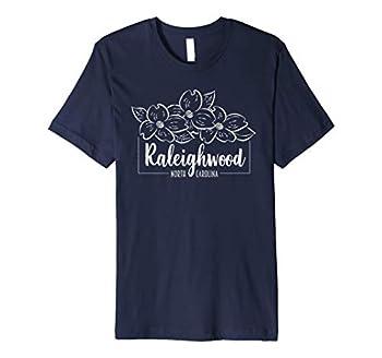 Raleighwood North Carolina Raleigh NC Shirt
