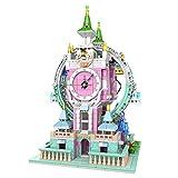 Sungvool Fairy Amusement Park Arquitectura Arquitectura, pieza de coleccionista, juguete, construcción modular, juego de construcción para jóvenes y adultos (1784 piezas)
