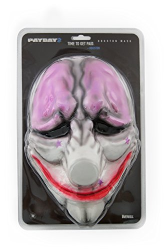 Payday 2 Face Maske Hoxton