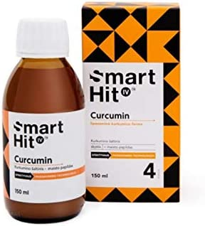 Smart HIT IV Curcumin Immune Cholesterol System Function 2021new shipping Mesa Mall free Liver