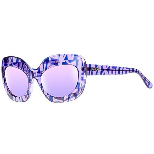 Miss Sixty MX551S-83Z Gafas de sol, Multicolor, 53 para Mujer
