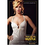 LIUXR American Hustle (2013) Film Jennifer Lawrence Poster